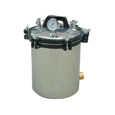 YX-24LM手提式压力蒸汽灭菌器