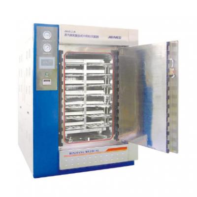ZM-G0.8JS(F)高温蒸汽中药粉灭菌器