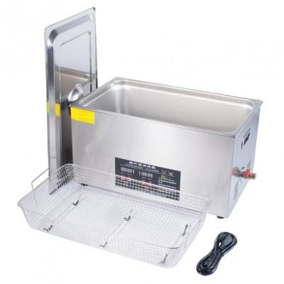 XD-22DT加热型数控不锈钢超声波清洗机