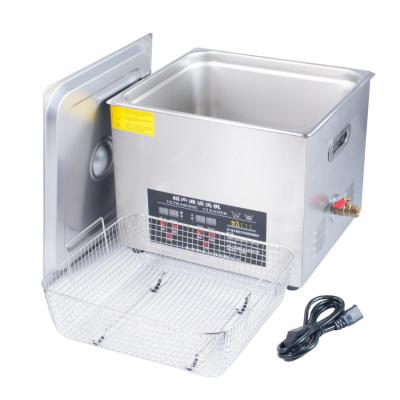 XD-15DT数控单槽明杰超声波清洗机