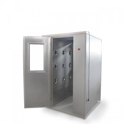 FLB-2400四人双吹风淋室|自动四人双吹风淋室