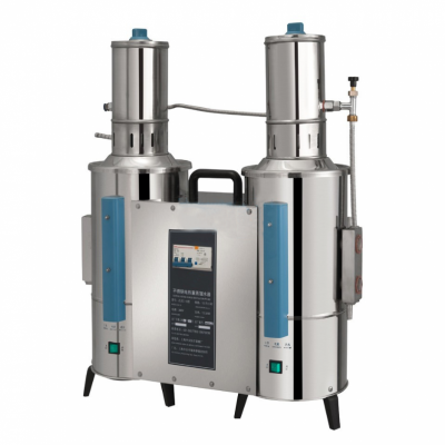 ZLSC-20型不锈钢电热重蒸馏水器
