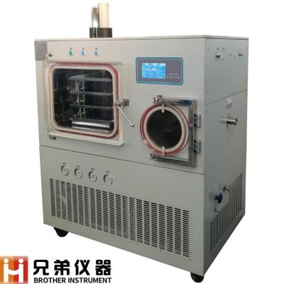 LGJ-30F(硅油加热)压盖型冷冻干燥机