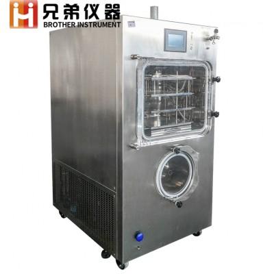 LGJ-50F(硅油加热)压盖型冷冻干燥机