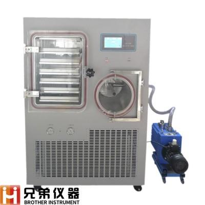 LGJ-100F(硅油加热)普通型冷冻干燥机