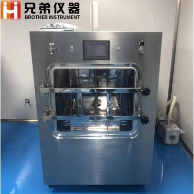 LGJ-100F(硅油加热)压盖型冷冻干燥机