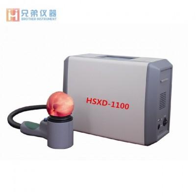 HSXD-1100 苹果香梨黑心病无损检测仪-NIR近红外光谱仪