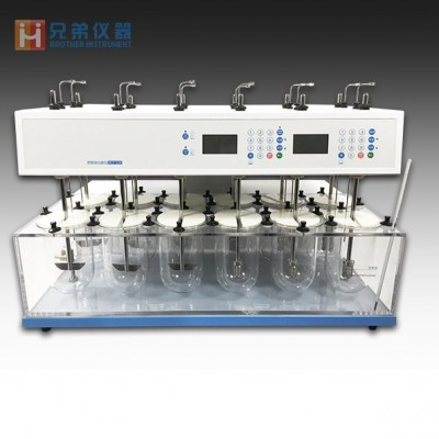RCZ-12B型药物溶出度仪
