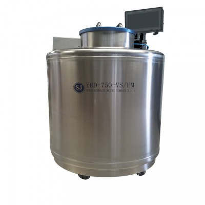 YDD-1800-VS/PT 样本库系列液氮罐