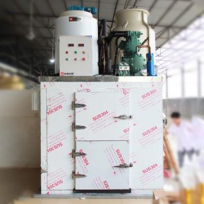 4吨片冰机