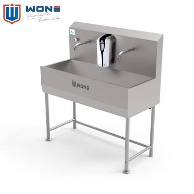 PHW-21A 双工位自动洗手池
