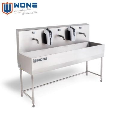 PHW-32A 三工位自动洗手池 (洗手水槽)