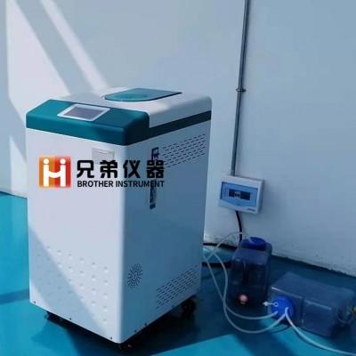 120升智能升降式消毒灭菌器LS-120SV科研实验室高压蒸汽消毒锅